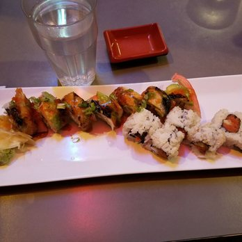 Photo of Sushi Toni - San Francisco, CA, United States. Dragon roll and