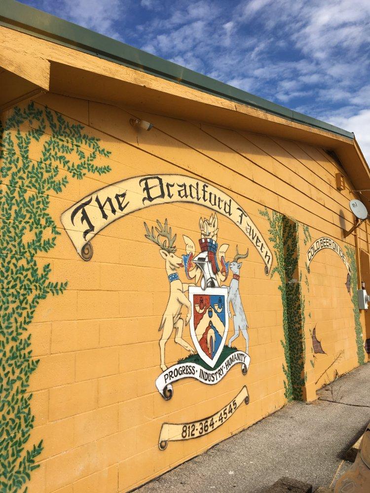 Bradford Tavern: 11550 N Bradford Rd NE, Palmyra, IN