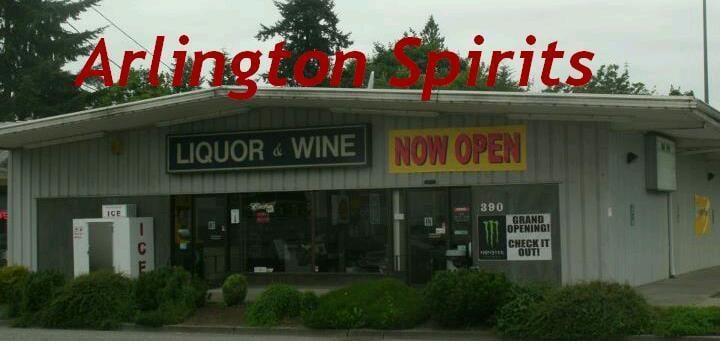 Arlington Spirits: 390 N West Ave, Arlington, WA
