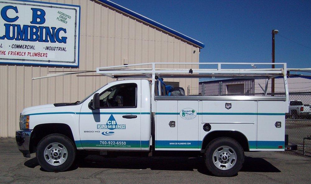C B Plumbing: 345 N Main St, Blythe, CA