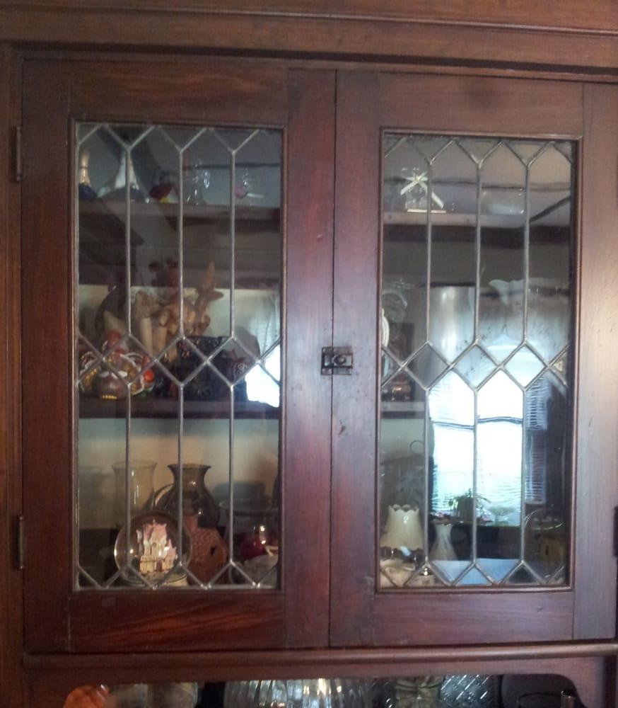 Beveled Glass Kitchen Cabinet Doors: Leaded Glass Cabinet Doors