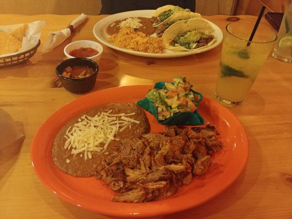 La Cabana Mexican Grill: 213 Washington St, Fort Atkinson, WI