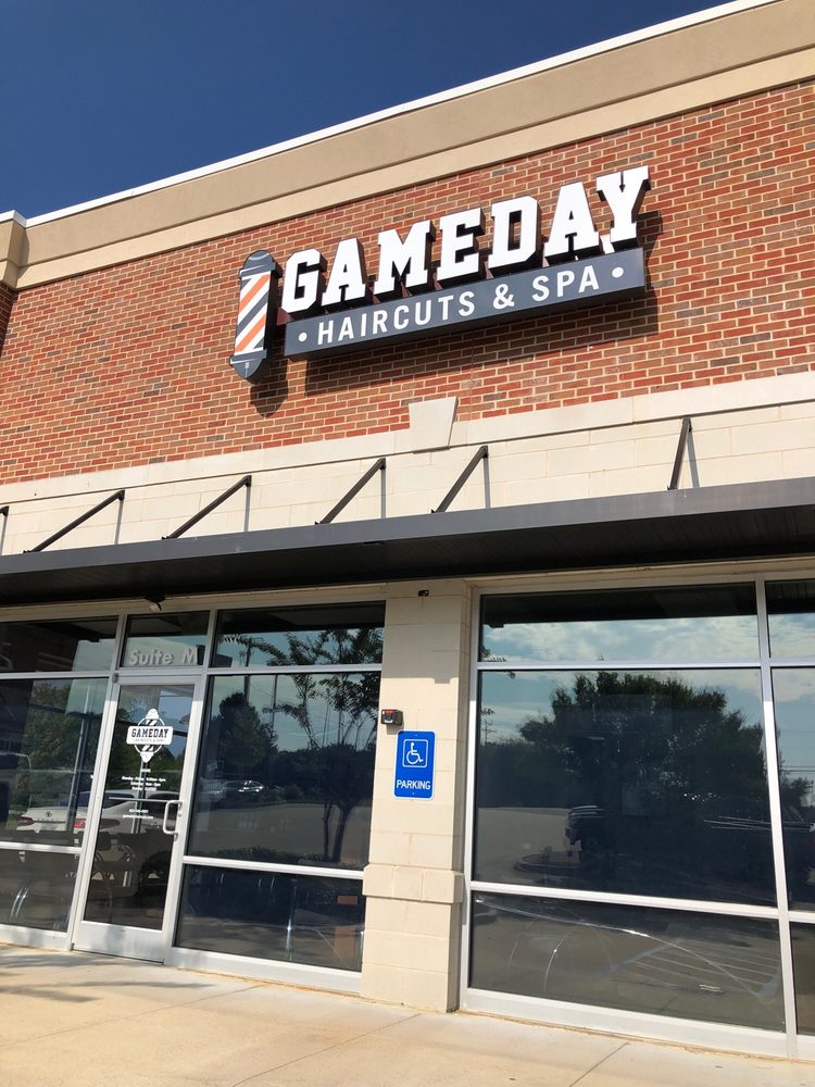 Gameday Haircuts & Spa: 1203 N Gloster St, Tupelo, MS