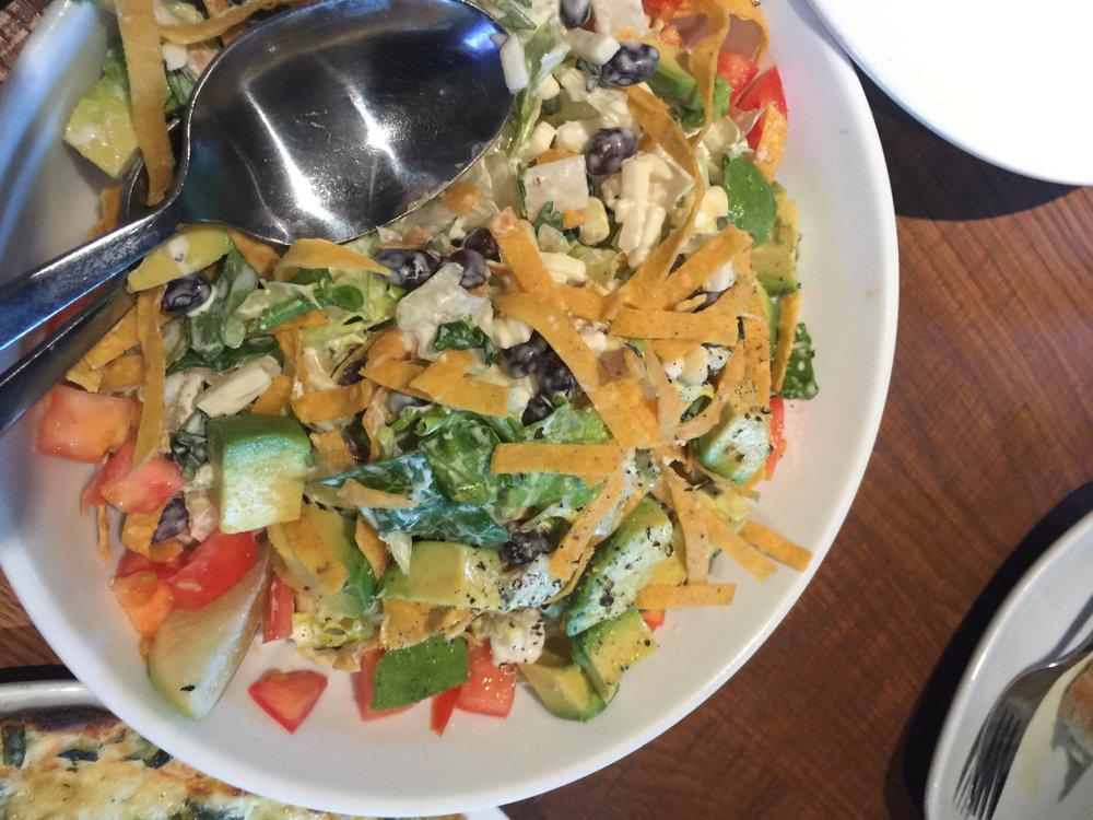 Amazing Bbq Chicken Chopped Salad Yelp Interior Design Ideas Skatsoteloinfo