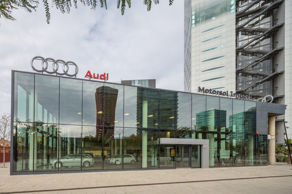 Concesionario Audi Motorsol Car Dealers Plaza Europa L - Plaza audi