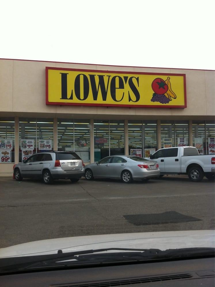 Market Street Lubbock Tx >> Lowe's Market Place - Grocery - Lubbock, TX - Reviews ...