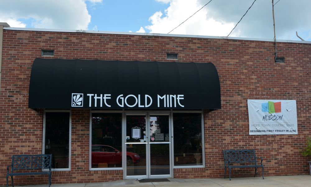 The Gold Mine: 545 Main St, Hudson, NC