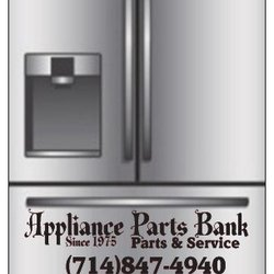 Appliance Parts Bank - 29 Reviews - Appliances & Repair ...