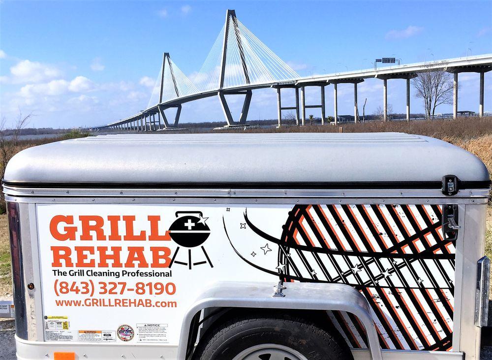 Grill Rehab: Charleston, SC