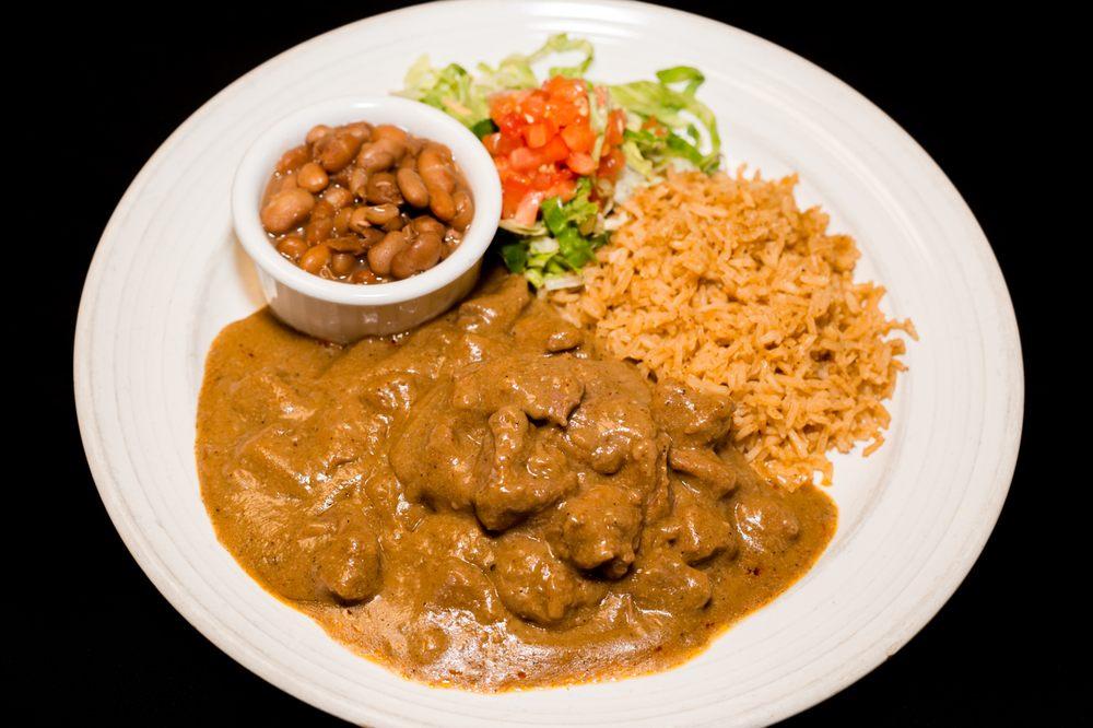 Food from Ventura's Tamales