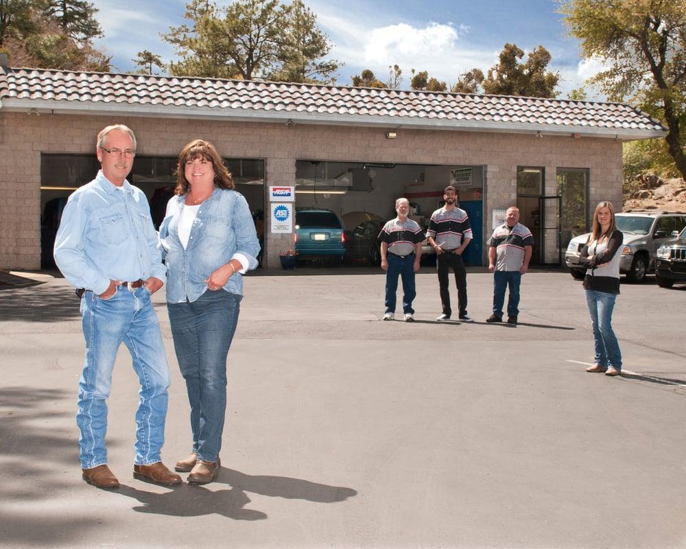 Frank's Automotive: 102 Cory Ave, Prescott, AZ