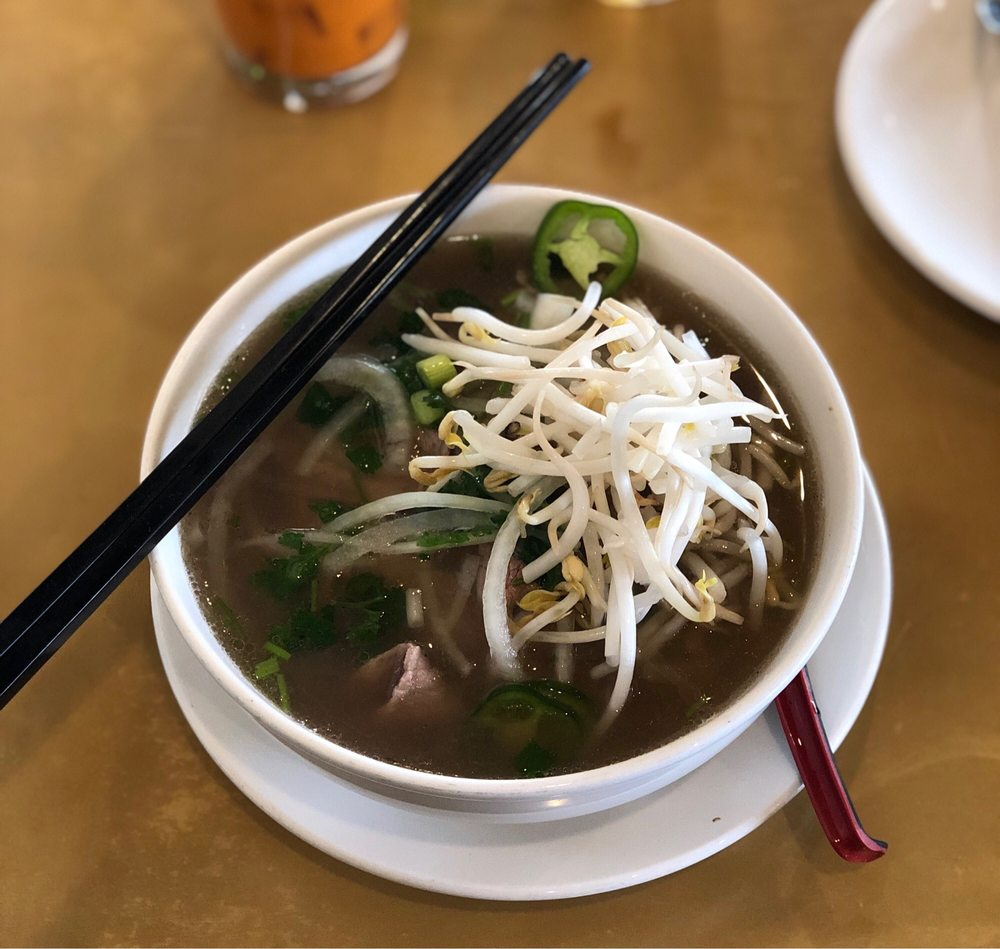 Lucky Pho Ever: 700 N Market St, Frederick, MD