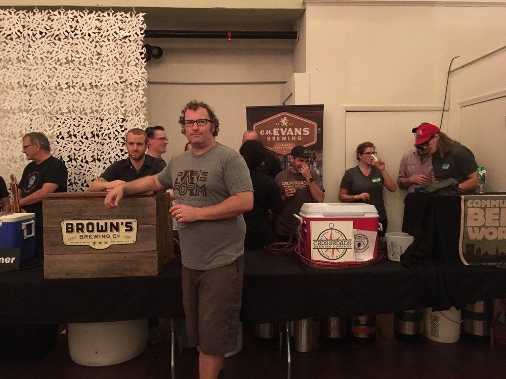 2017 Collar City Craft Beer Invitational, Rare Form Brewery - Yelp