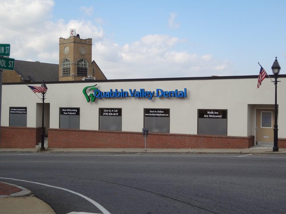 Quabbin Valley Dental: 546 Main St, Athol, MA