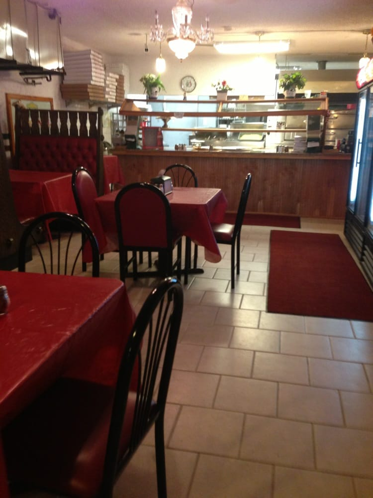 Food from Original Italian Pizzeria