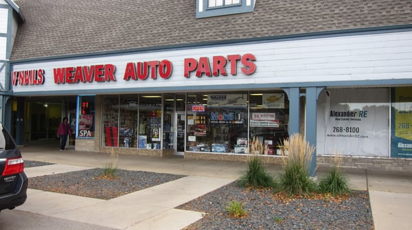 Weaver Auto Parts >> Weaver Auto Parts 1159 N Sherman Ave Northgate Shopping