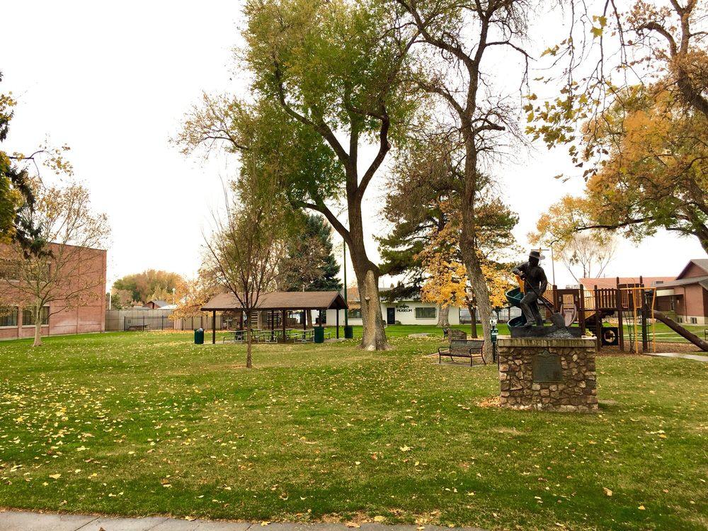 Robinson Park: 100 E Main St, American Fork, UT