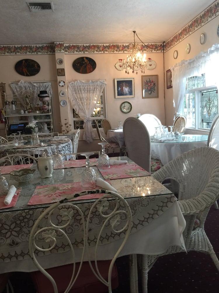 Cauley Square Tea Room Miami Fl
