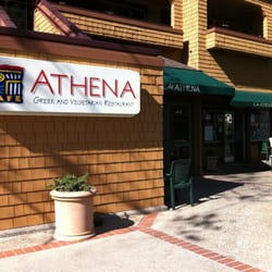 Cafe Athena Pacific Beach Menu