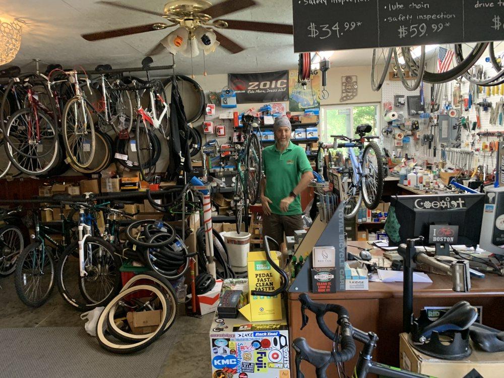 Greenway 500 Bike Shop: 5551 E County Rd 500 S, Muncie, IN