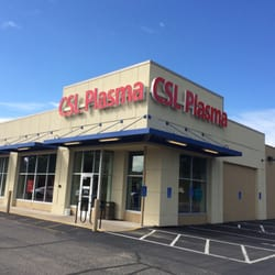 CSL Plasma - 15 Reviews - Blood & Plasma Donation Centers - 9056