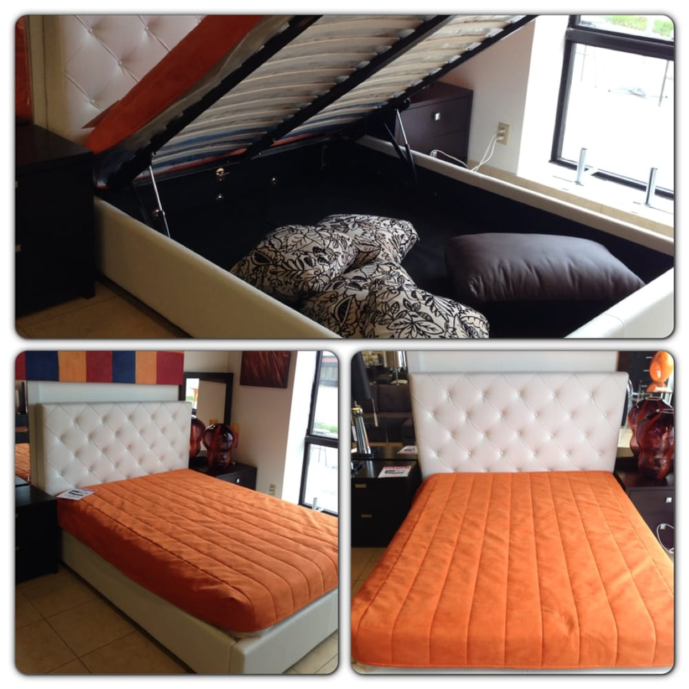 Lift up storage beds furniture toronto 700 kipling ave - Lift up storage bed ...