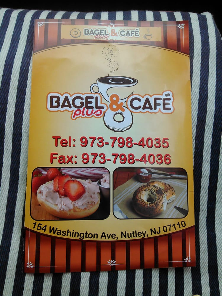 Bagel Plus Cafe Nutley Nj