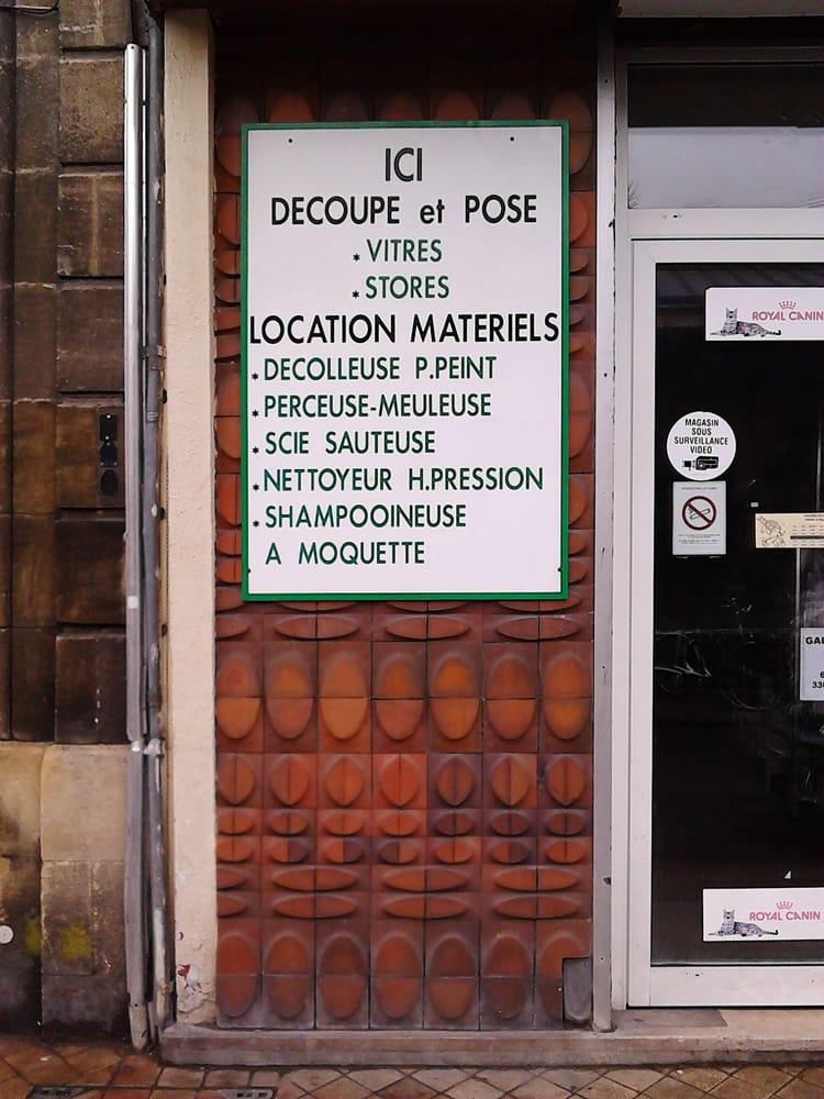 galerie sicard magasins de bricolage 6 rue sicard chartrons grand parc bordeaux num ro. Black Bedroom Furniture Sets. Home Design Ideas