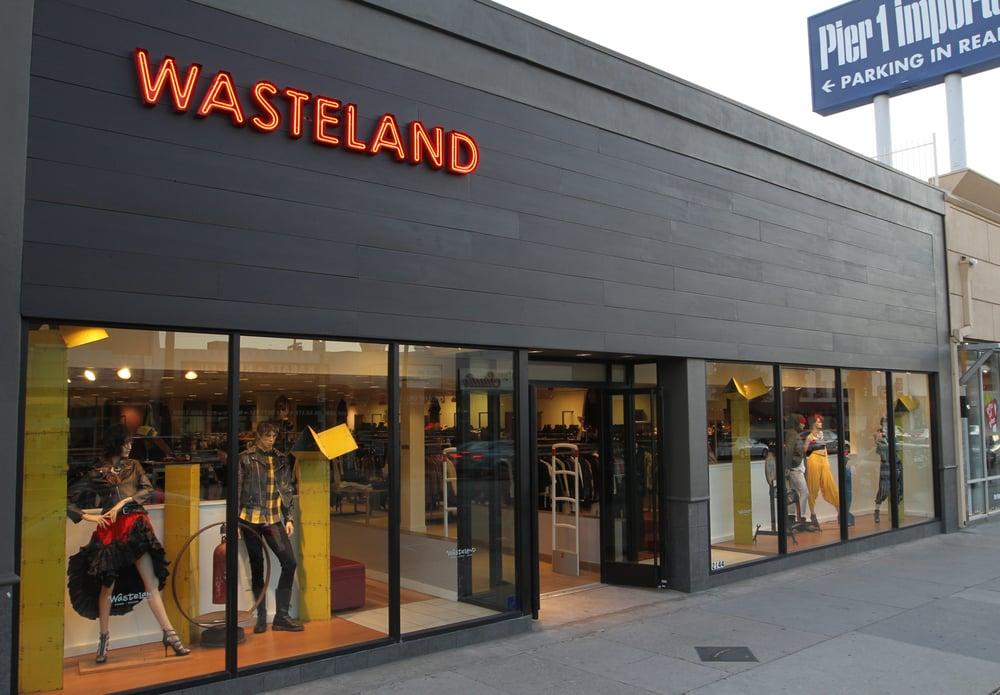 wasteland 12 photos 78 avis friperies v tements vintage et d p ts vente 12144 ventura. Black Bedroom Furniture Sets. Home Design Ideas