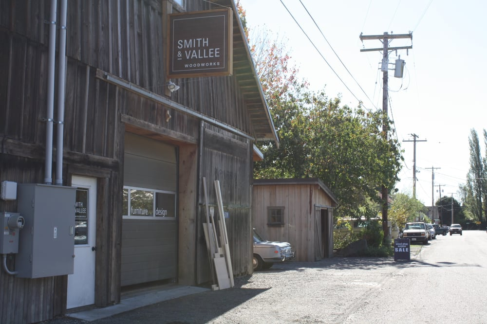Smith & Vallee Woodworks: 5719 Gilkey Ave, Edison, WA