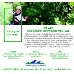 Colorado Mountain Medical Eagle - Medical Centers - 0377