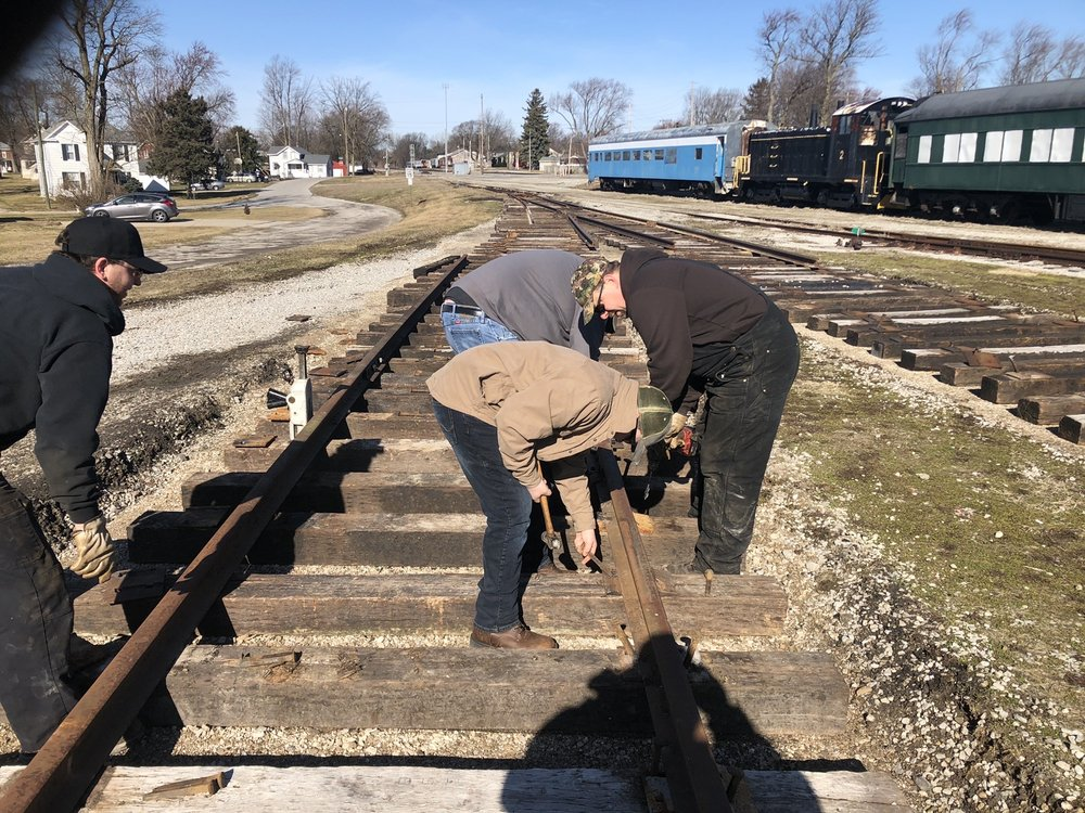 Mad River & NKP Railroad Museum: 233 York St, Bellevue, OH