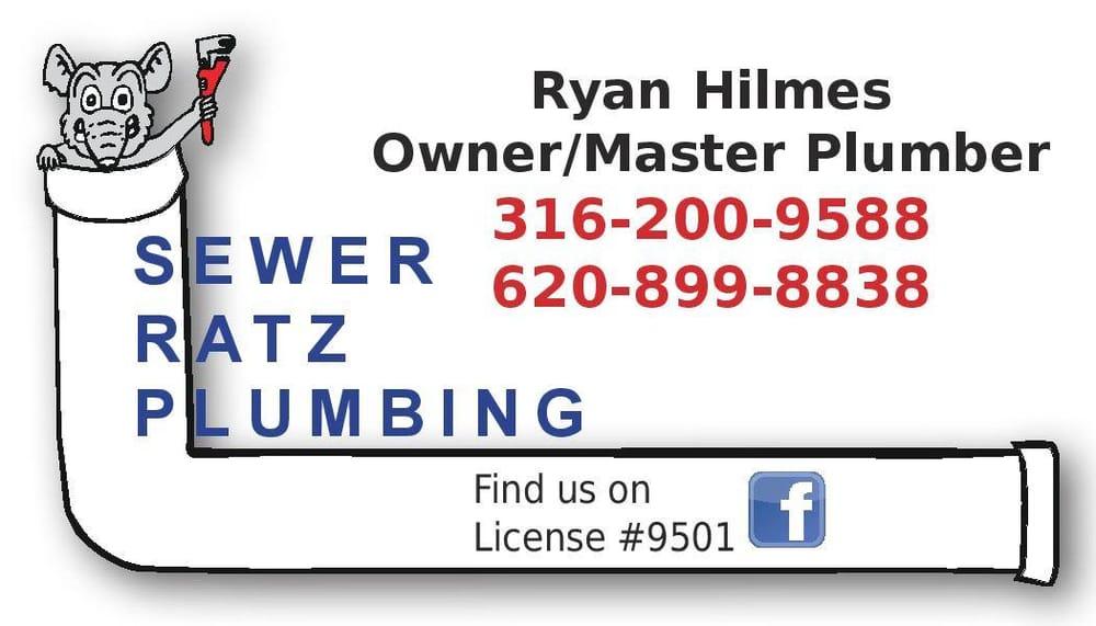 Sewer Ratz Plumbing: Wichita, KS