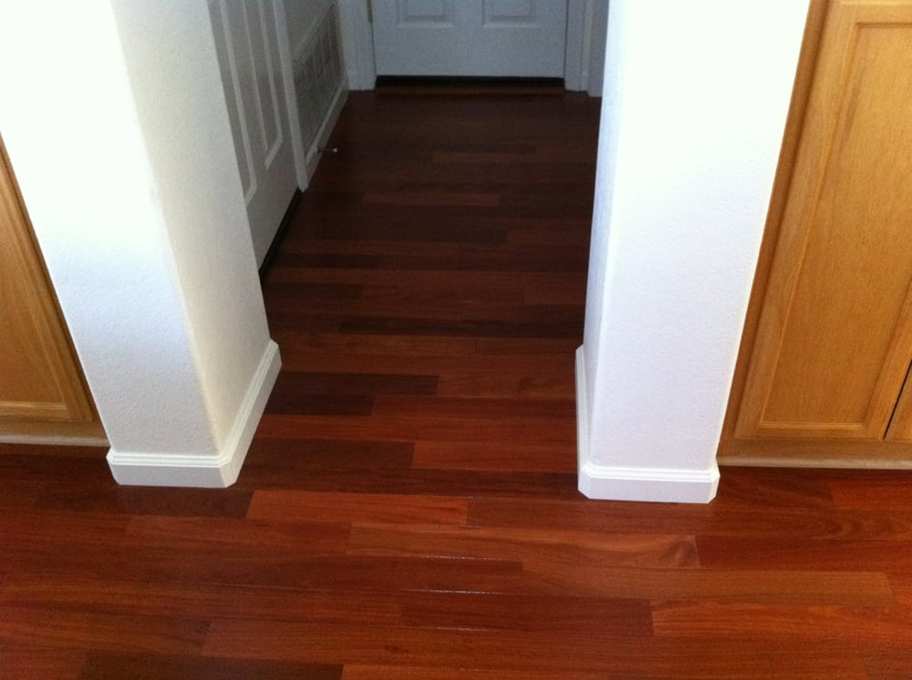 Photos for precision flooring yelp for Hardwood flooring 77429