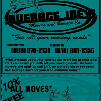 Photo Of Average Joeu0027s Moving And Storage   Encino, CA, United States. This