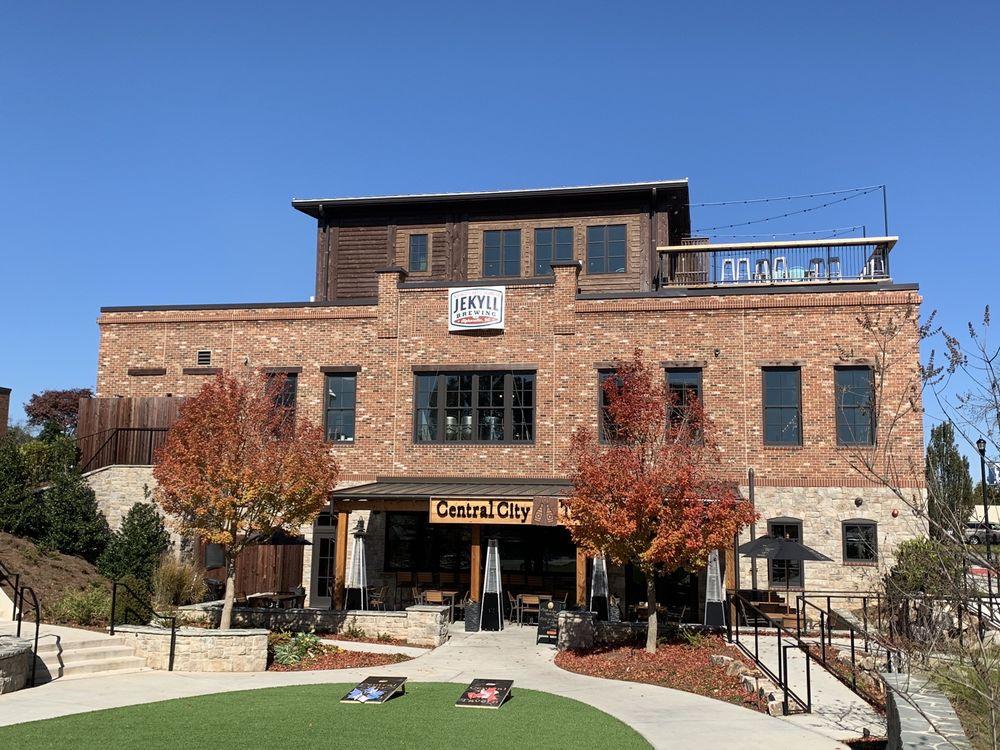 Jekyll Brewing City Center