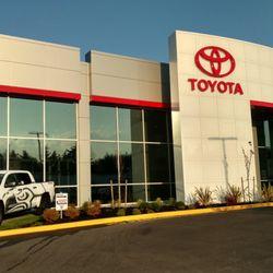 Photo Of Burien Toyota Wa United States Glorious Sunrise In