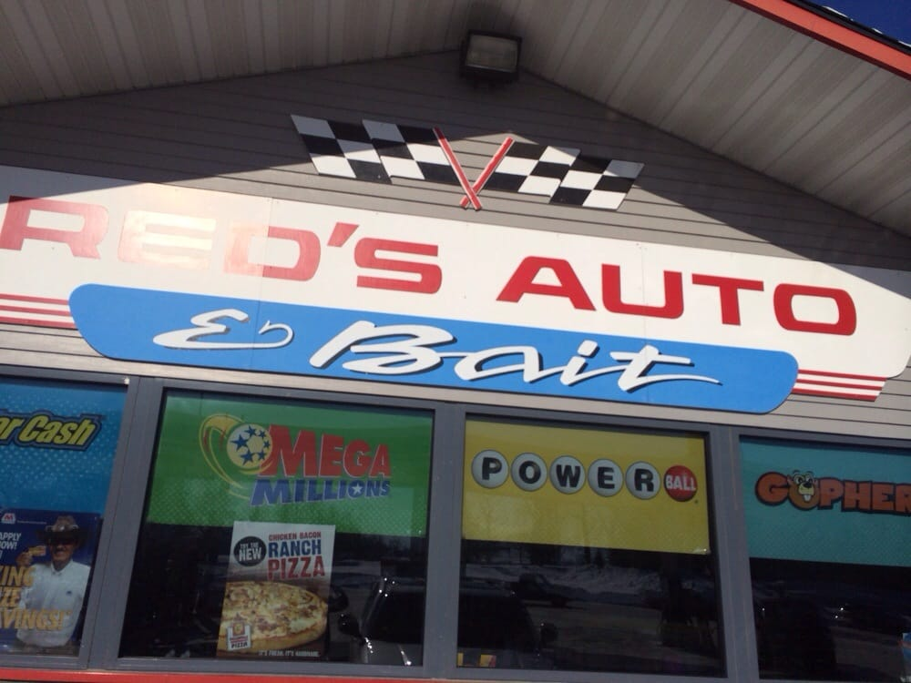 Reds Service Shop: 104 Main St N, Pierz, MN