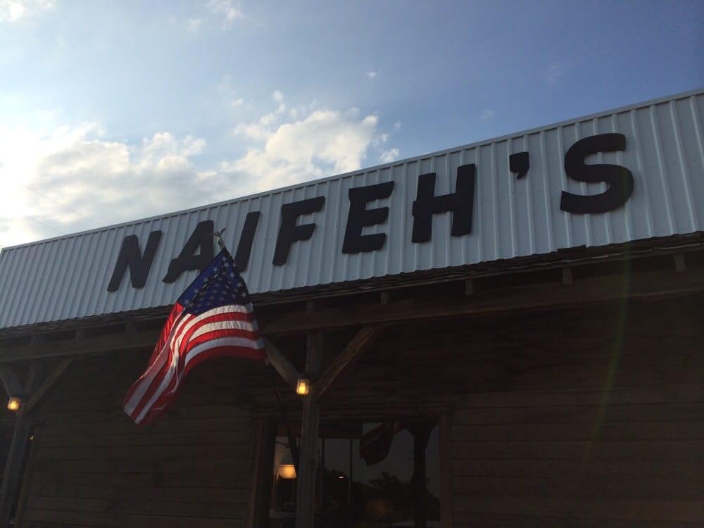 Naifeh's Steak House: 704 NE 12th St, Guymon, OK
