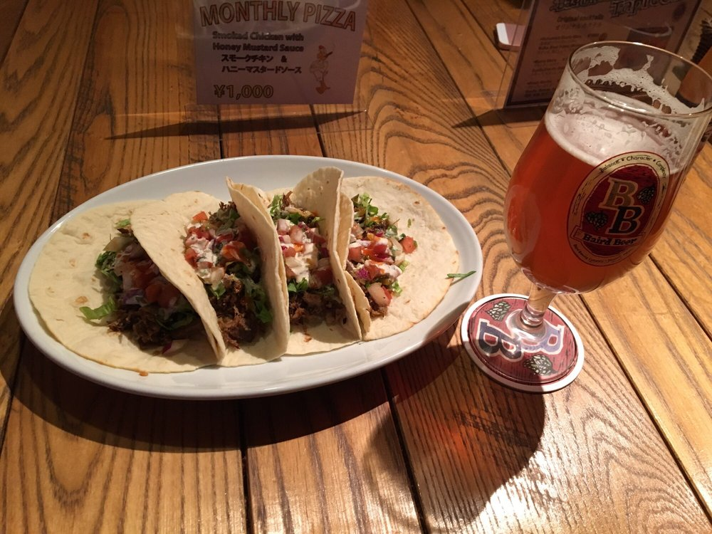 【UYE】Taco Tuesday @ Bashamichi Taproom!