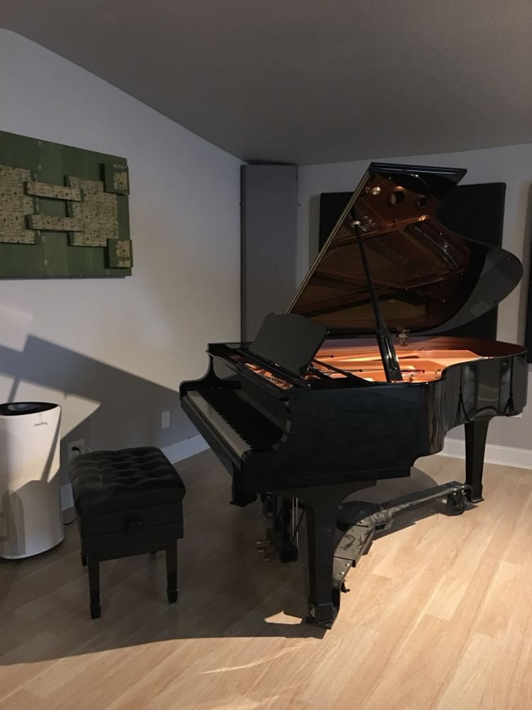 Yamaha c3 grand piano included with rental yelp for Yamaha c3 piano review
