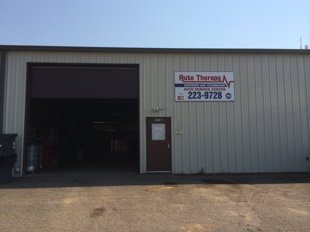 Auto Therapy: 2121 Lee Ave, Bismarck, ND
