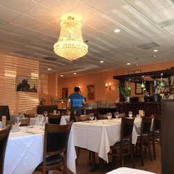 Photo Of Chutney Indian Restaurant Columbia Md United States Lovely Warm Interior