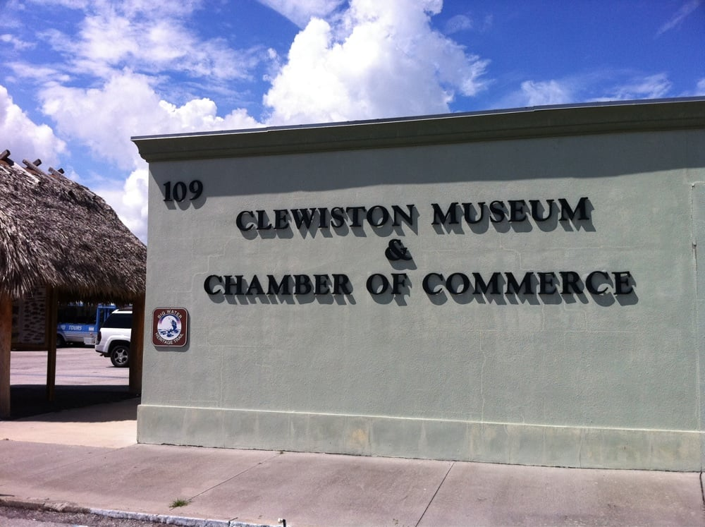 The Clewiston Chamber of Commerce: 544 W Sugarland Hwy, Clewiston, FL