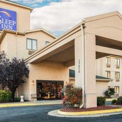 Photo Of Sleep Inn Near Quantico Main Gate Dumfries Va United States