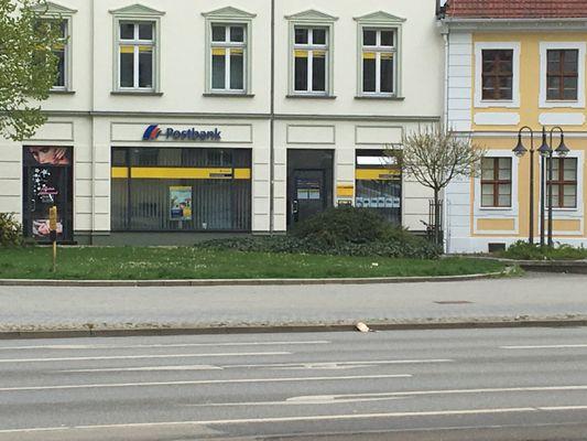Postbank Immobilien - Finanzberatung - Breitscheidplatz 1, Cottbus ...