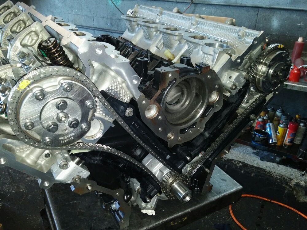 Joe's Engines V-TECH - Auto Repair - 5200 S Santa Fe Ave