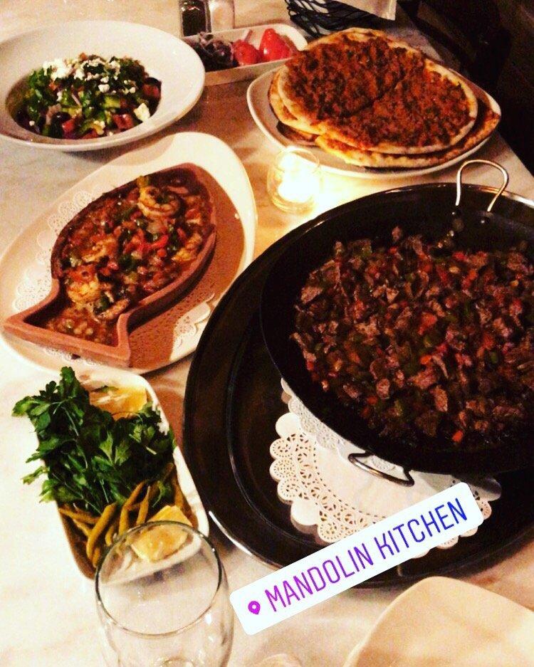 Mandolin Kitchen: 6152 Roswell Rd NE, Atlanta, GA