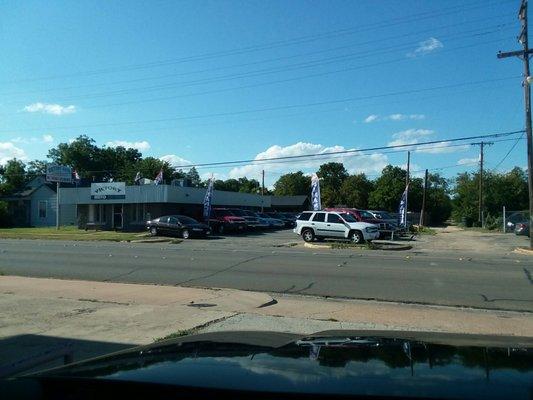 Victory Auto Sales Car Dealers 1434 S 14th Street Abilene Tx