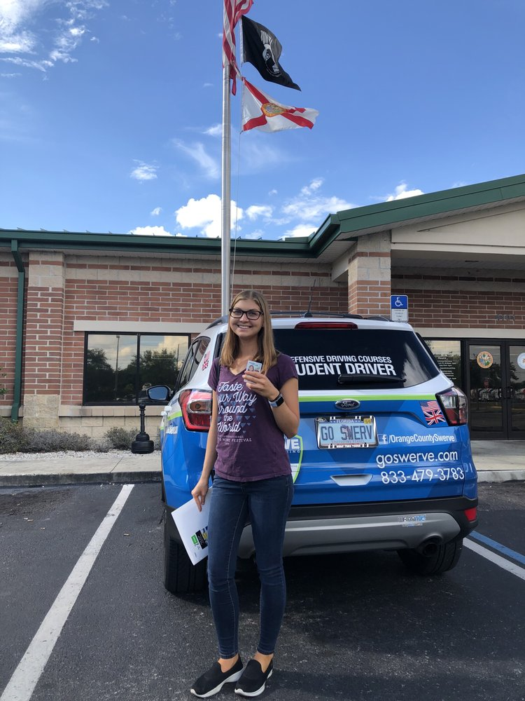 Swerve Driving School: 9100 Conroy Winderemer Rd, Orlando, FL